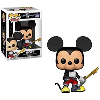 Amazon.com  Funko Pop Disney  Kingdom Hearts 3 - Mickey Collectible ... 7e438d8097ca