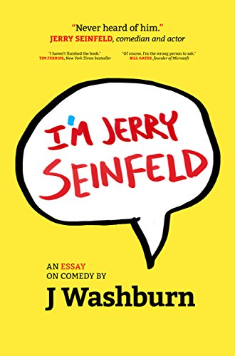 i m jerry seinfeld an essay on comedy essays book kindle i m jerry seinfeld an essay on comedy essays book 6 by