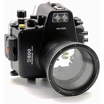 Amazon.com : Ikelite Nikon D-800 and D800E DSLR Housing Underwater ...