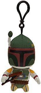 Underground Toys 00484J Star Wars Talking Boba Fett Key Chain, 4-Inch