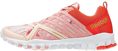Realflex Rose Train Running Reebok Femme Wow Chaussures W8FnvCqdwq