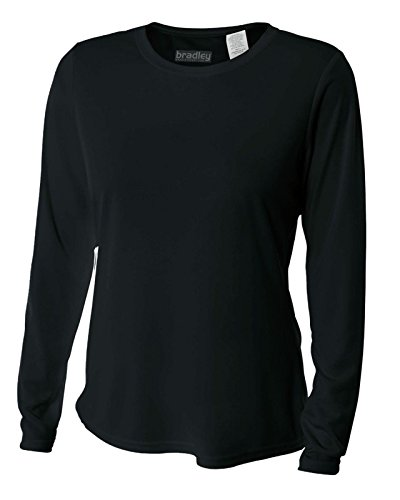 Bradley Loose Fitting Long Sleeve Rash Guard Swim Shirt with UV Protection