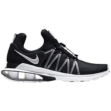 Nike Men s Shox Gravity Atmosphere Grey Black Thunder Grey Synthetic  Running Shoes 10 ( 01de311b3