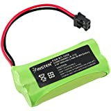 eForCity Uniden BT-1008 Cordless Phone Compatible Ni-MH Battery