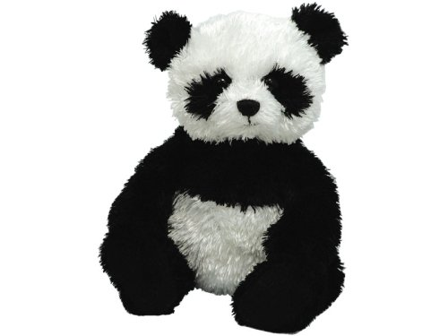 (Ty Beanie Babies - 6 Inch Black and White Panda - Wonton [Toy] )