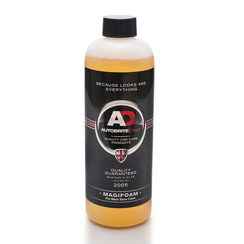 Autobrite Direct Magi Foam, 500 ml 5060430150336