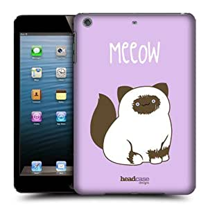 Head Case Designs Birman Kitty Cats Protective Snap-on Hard Back Case Cover for Apple iPad mini with Retina Display iPad mini 3