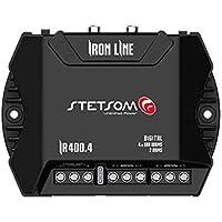 Modulo Stetsom Ir-400.4 Iron Line Ir400 Digital 400w 4 Vias