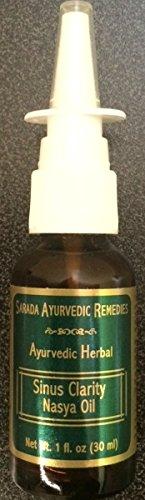 Sinus Clarity Nasya Oil with Spray Applicator