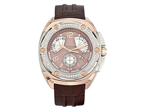 Saint Honore Mens Watch Haussman Chronograph 889080 6MIR