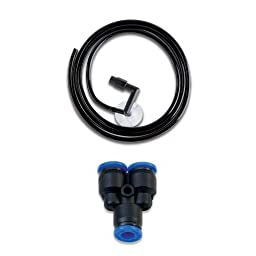 Exo Terra Output Tube for Monsoon RS400 High-Pressure Rainfall System