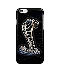 "Apple Iphone 6 Plus 5.5"" Case - The Best 3d Full Wrap Iphone Case - Ford Shelby Gt500 Cobra"