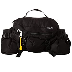 Dual Hydration Waist Pack Navy By Everest