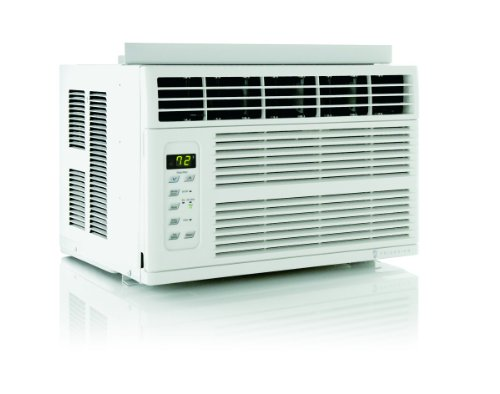 Friedrich Chill Series CP05G10B 5,200 BTU Window Air Conditioner with 11.2 EER, R-410A Refrigerant, 1.5 Pts/Hr Dehumidification, 24-Hour Timer, Money Saver Setting, Remote Control and Energy Star Rated CP05G10B