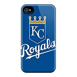 Rosesea Custom Personalized Awesome Cases Covers iphone 6plus Defender Cases Covers baseball Kansas City Royals