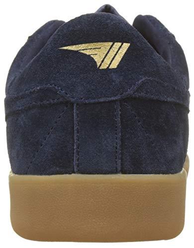 Azul Inca navy Suede Gola Hombre Ee navy gum Zapatillas Para Navy gum 0wq4zdSw