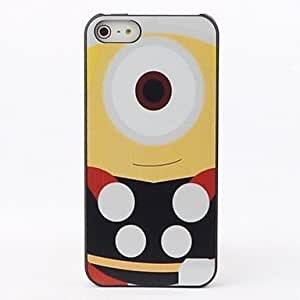 Yellow Eye Protective Hard Back Case for iphone 5c