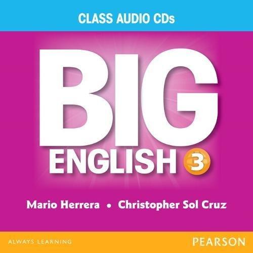 Download Big English 3 Class Audio pdf epub