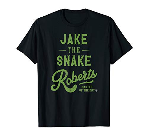 WWE Jake The Snake Roberts Master Of The DDT