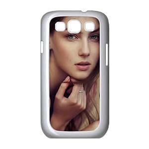 Samsung Galaxy S3 9300 Cell Phone Case White Vika Levina GY9223493