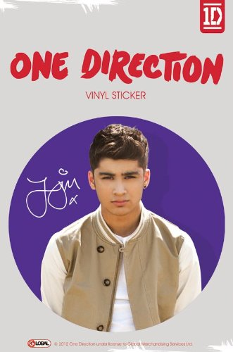 one direction big stickers - 1