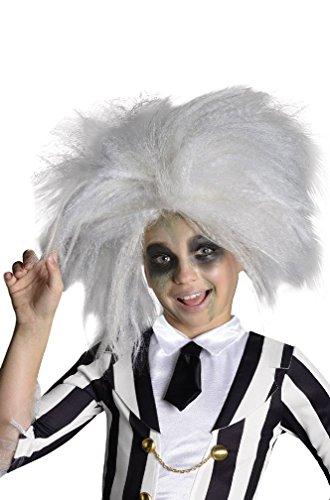 [8eighteen Beetlejuice Child Costume Wig] (Sexy Beetlejuice Costumes)