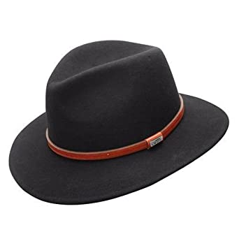 1673cef4968a1 Conner Hats Men s Jackeroo Wool Hat at Amazon Men s Clothing store