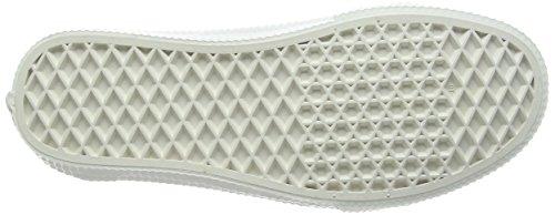 Vans Damen Old Skool Laufschuhe Weiß (Blanc De Blancembossed Sidewall)