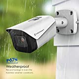 Amcrest UltraHD 4K (8MP) Outdoor Bullet POE IP