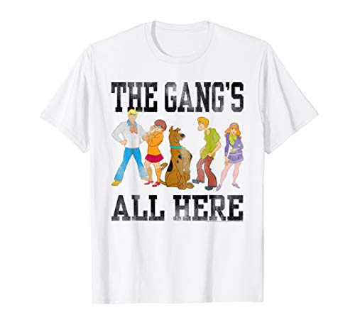 Scooby Doo And The Gang (Scooby-Doo The Gang T Shirt)