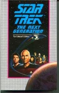 Star Trek the Next Generation Collectors Edition: Captain's Holiday & Tin Man
