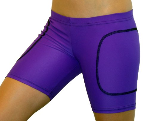 Solid Color Softball Sliding Shorts (9 Colors)