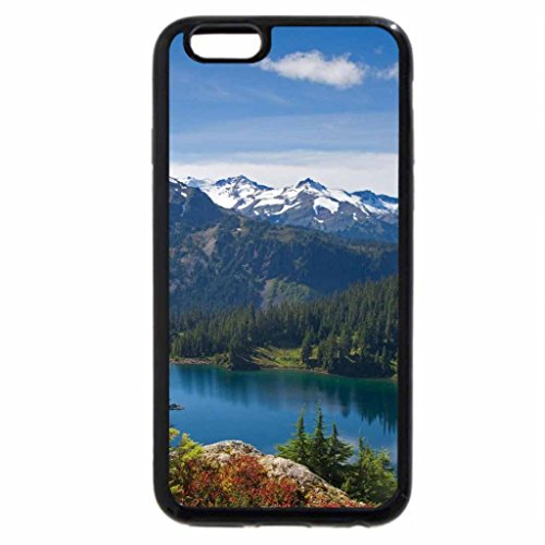 iPhone 6S / iPhone 6 Case (Black) Meeting with your Soul