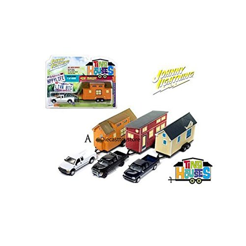 4 TINY HOUSES RELEASE 1 VERSION A ASSORTMENT SET OF 3 JLTH001-24A ()