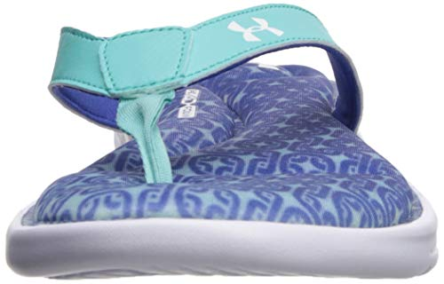 Oval Tide Under Armour3000075 301 Femme Tropical Tongs white Marbella Vi pwE41q