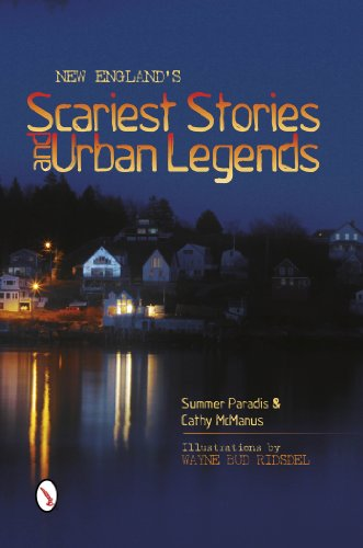 Ct Gemstone (New England's Scariest Stories and Urban Legends)