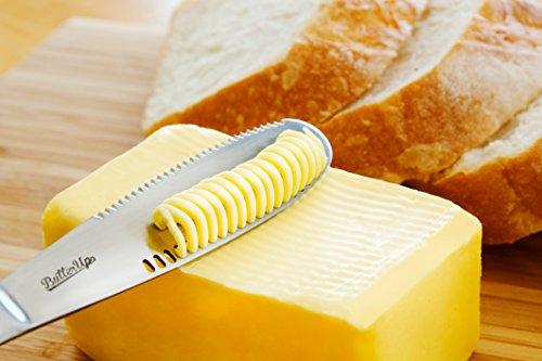 ButterUp Buttermesser Satiniert 1 Stück