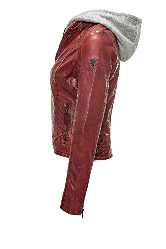 Gipsy, Chaqueta para Mujer Rot (Ox Red)