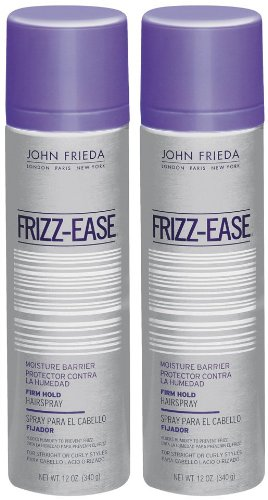 John frieda Frizz- Ease Moisture Barrier Firm Hold Hairspray