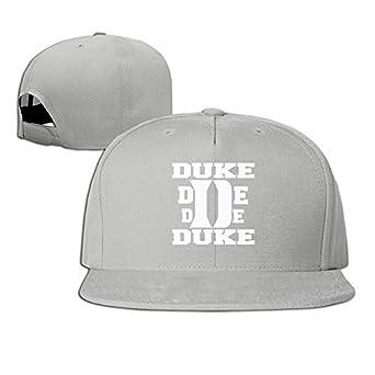 duke blue devils college baseball snapback hat