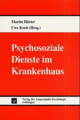 Psychosoziale Dienste im Krankenhaus. ebook