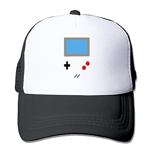 mens-unisex-gameboy-baby-shower-infant-mesh-rock-cap-unisex-snapback-hats