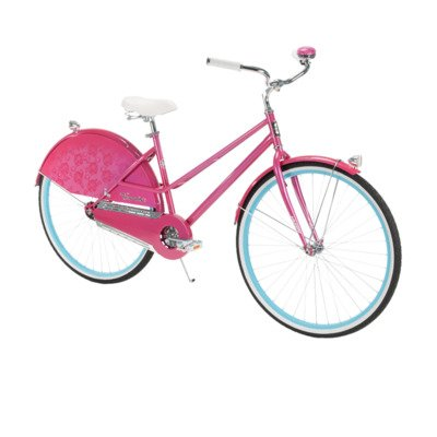 "Huffy Bicycle Women's 700C Premier Modern Cruiser Bike, 26""/Large"