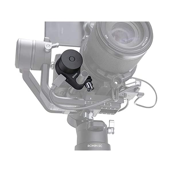 DJI Ronin-SC - Focus Motor, controllo della messa a fuoco della fotocamera, design compatto a basso rumore, 50 mA 5 V, accessorio Ronin-SC 3 spesavip