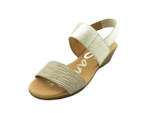 Sandals Taupe Comodo My Sandalo 3856 Oh E0052 Beige Donna qv56wnx