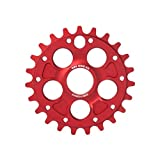 RMD Bike Co. | ALPHA sprocket 3pc BMX MTB Dirt | 23T 25T 28T | Black or Red | Made in Poland |
