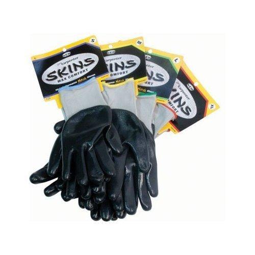 Fastcap Skins Work Gloves Medium - Nitrile Coated Palms