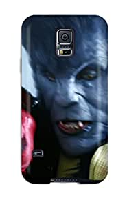 Top Quality Rugged Beast X Men Case Cover For Galaxy S5 3655843K36691515