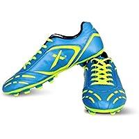 Vector X Impulse Football Shoes (Blue-Green)