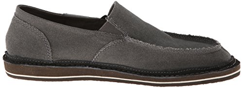 Berenpoot Heren Beken Slip-on Loafer Houtskool